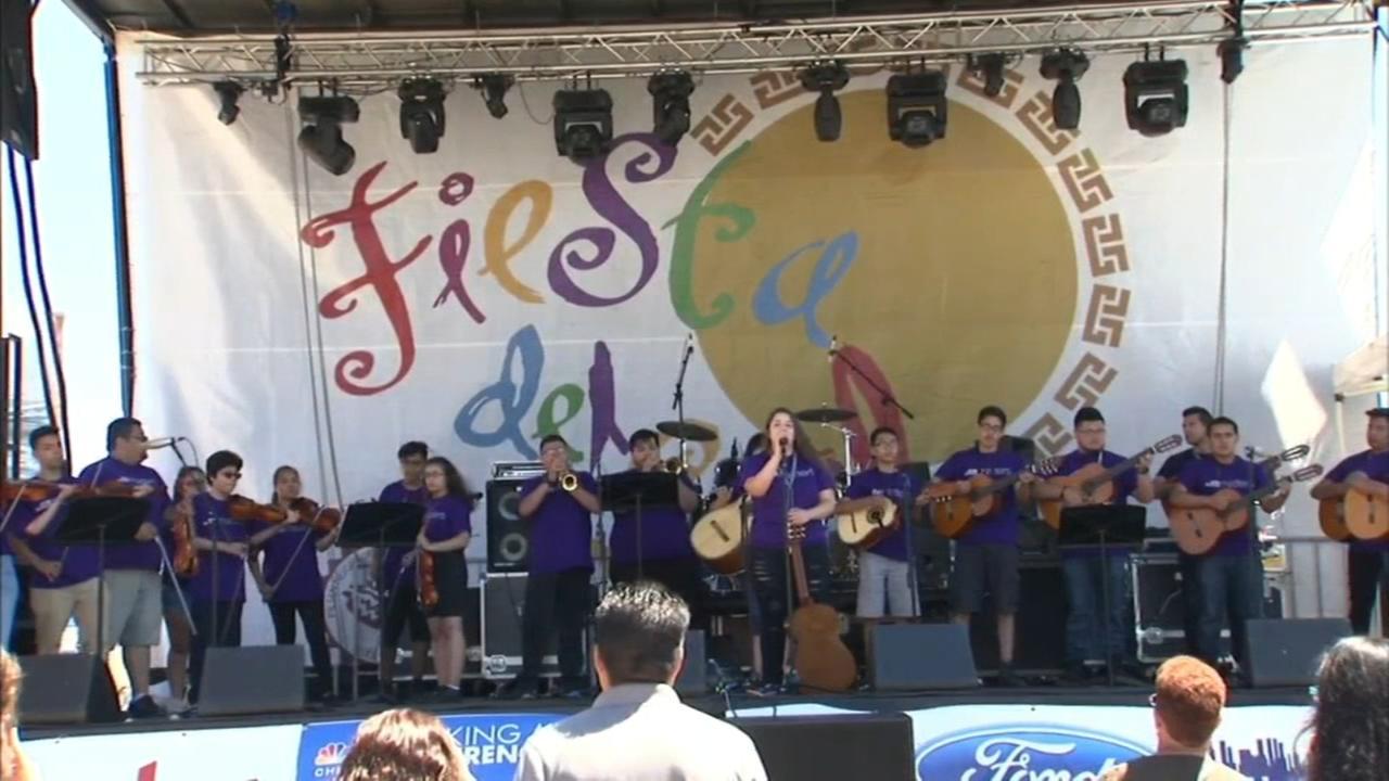 Latino culture on display at Fiesta del Sol