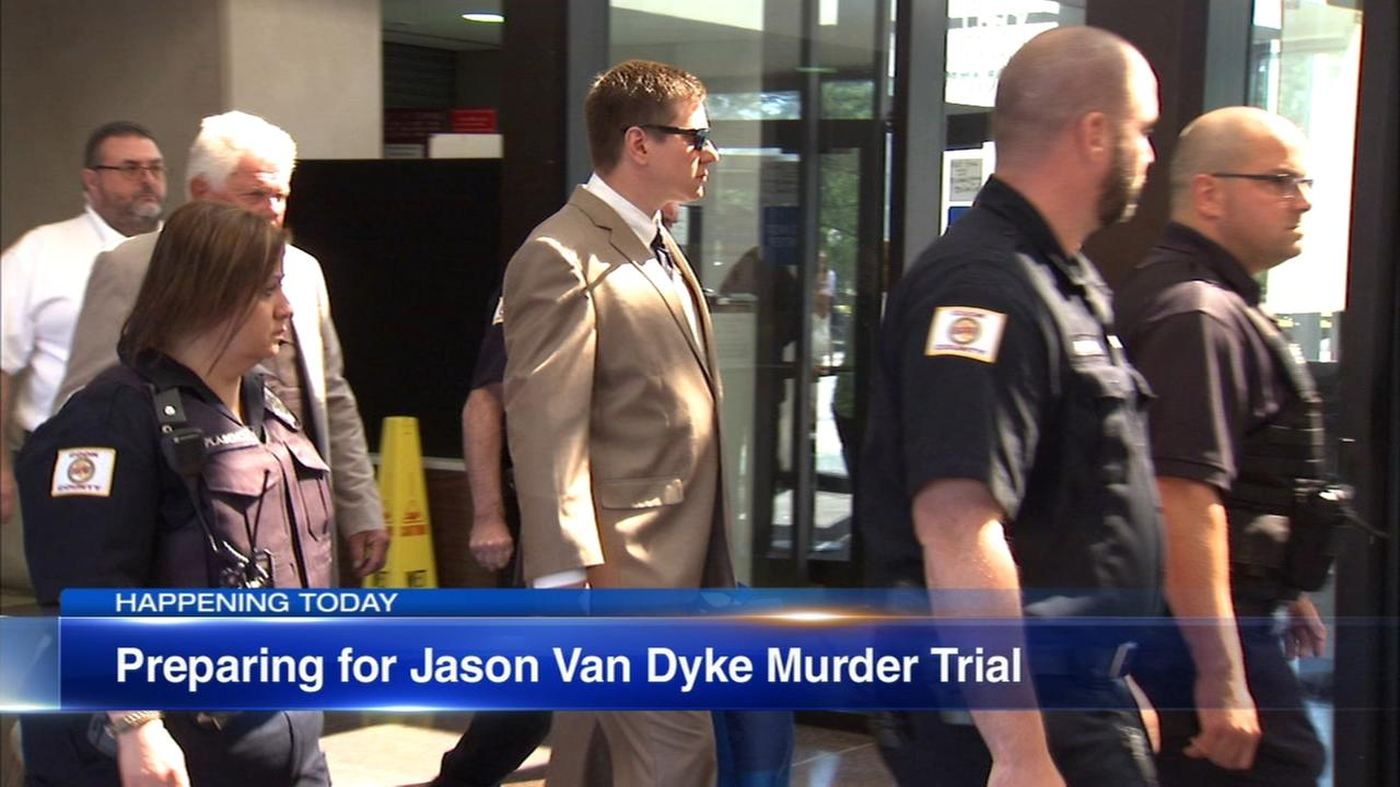Jason Van Dykes lawyers file motion to replace judge in Laquan McDonald murder trial