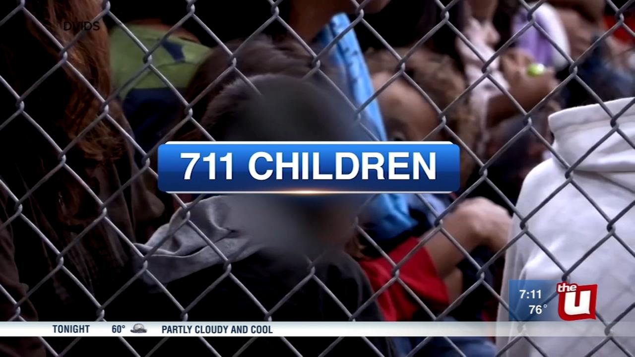 Familes remain separated as Trump Administration passes deadline