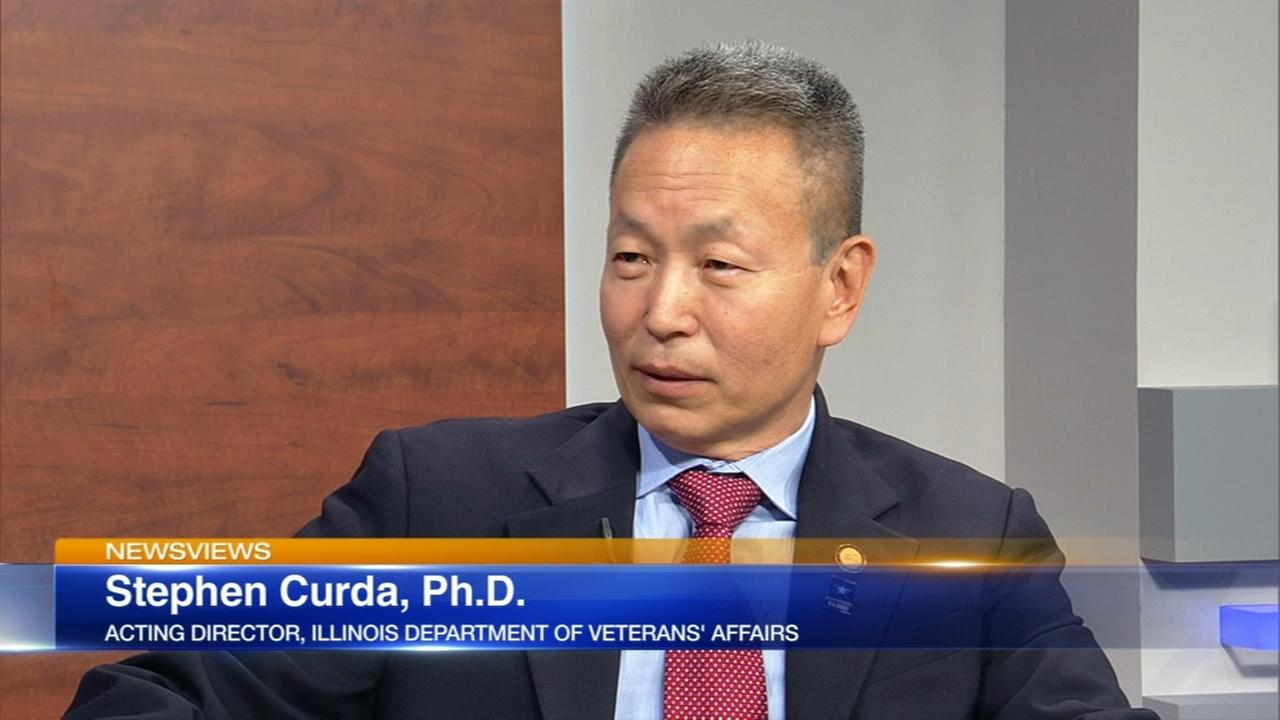 Newsviews Part 1: Director of Illinois Department of Veterans Affairs