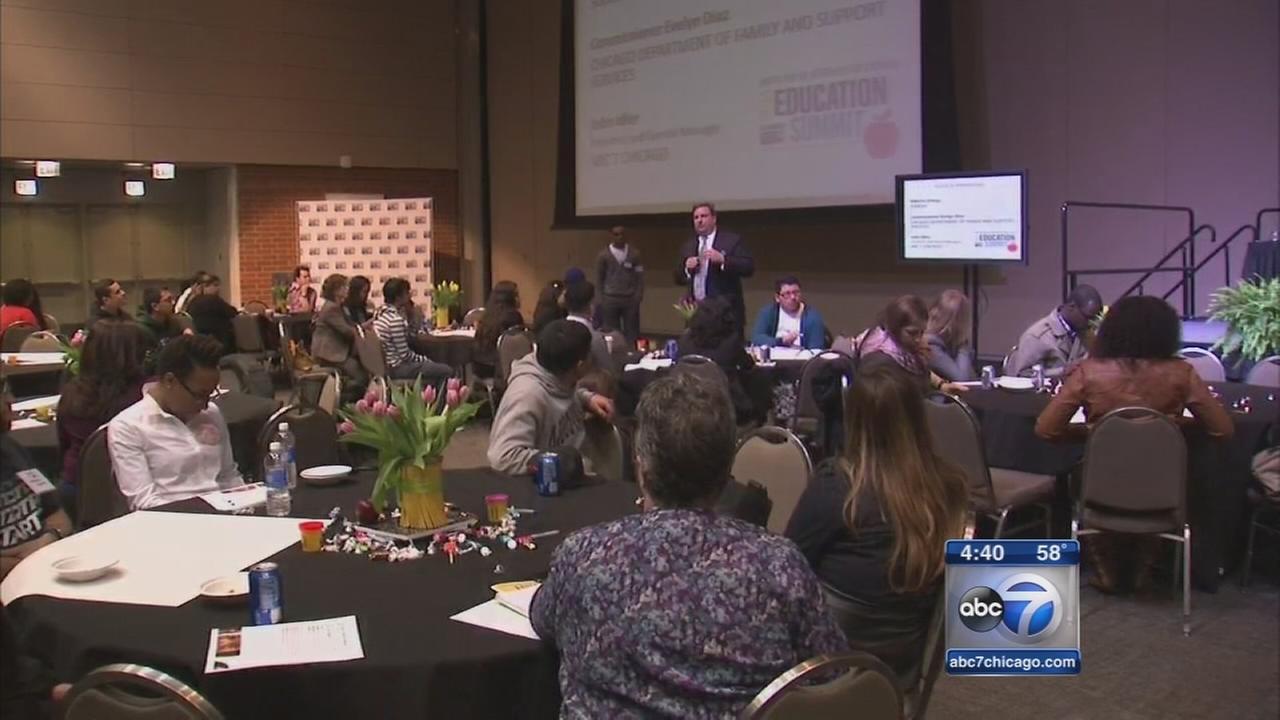 United Way holds education summit at UIC