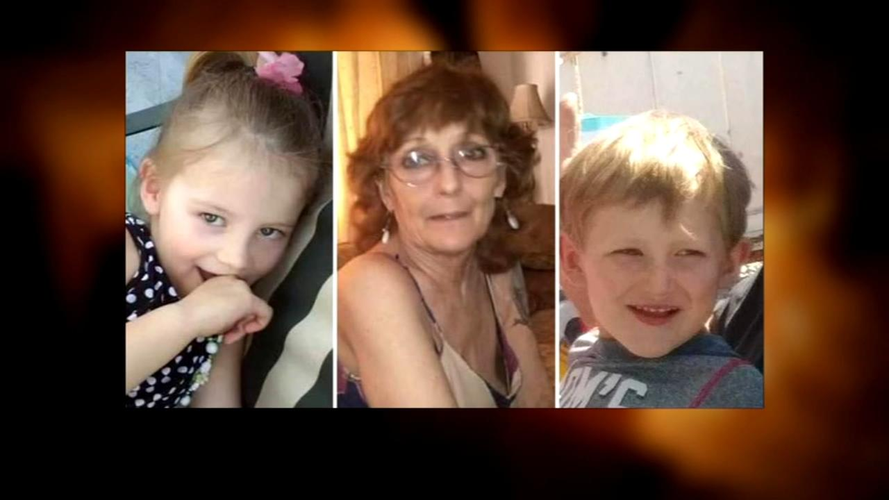 Carr Fire in California claims lives of great-grandmother, two children and firefighters