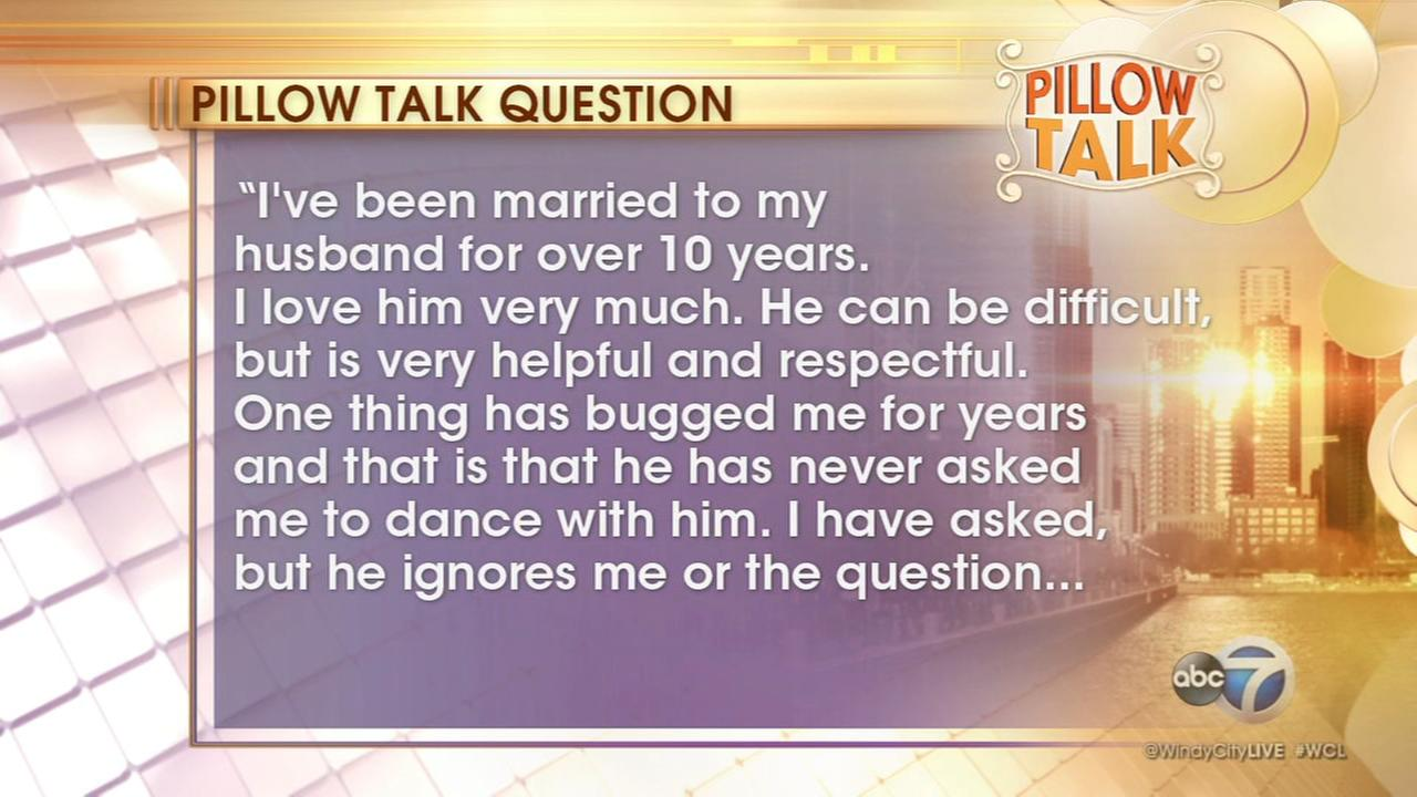 Pillow Talk: Dance with me