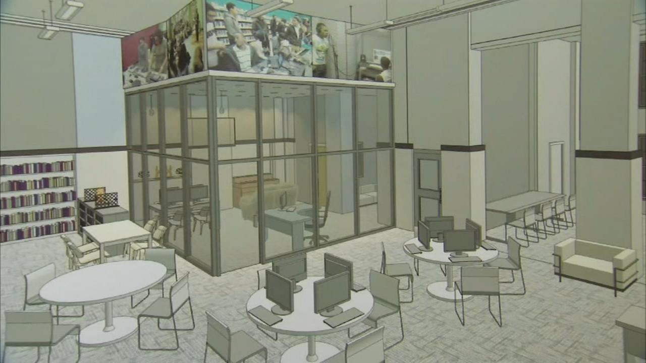 City announces new library modernization initiative