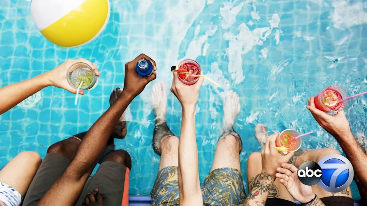Chicagoans top the list for summer partying