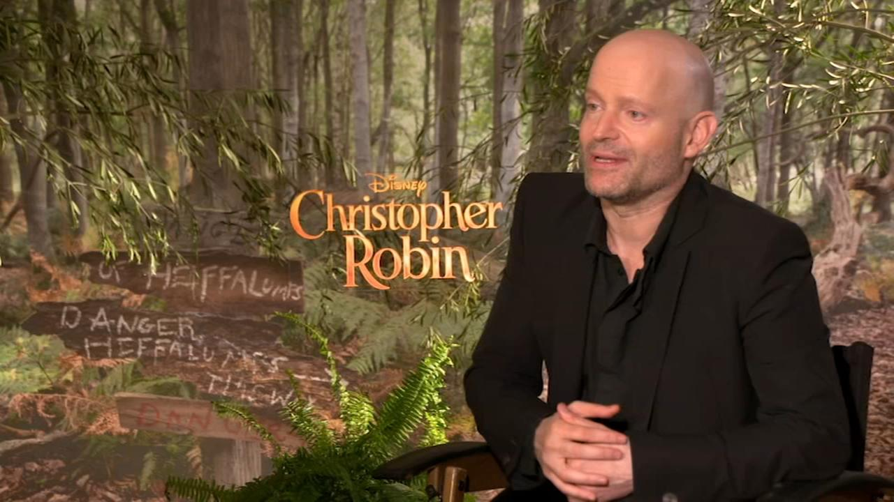 Director of Christopher Robin speaks about new film