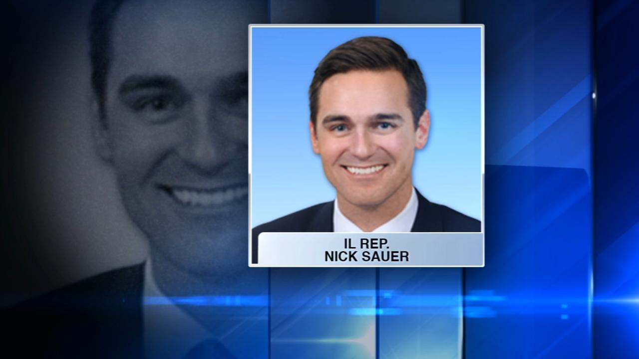 Rep. Nick Sauer resigns  amid claims of posting exs nude photos