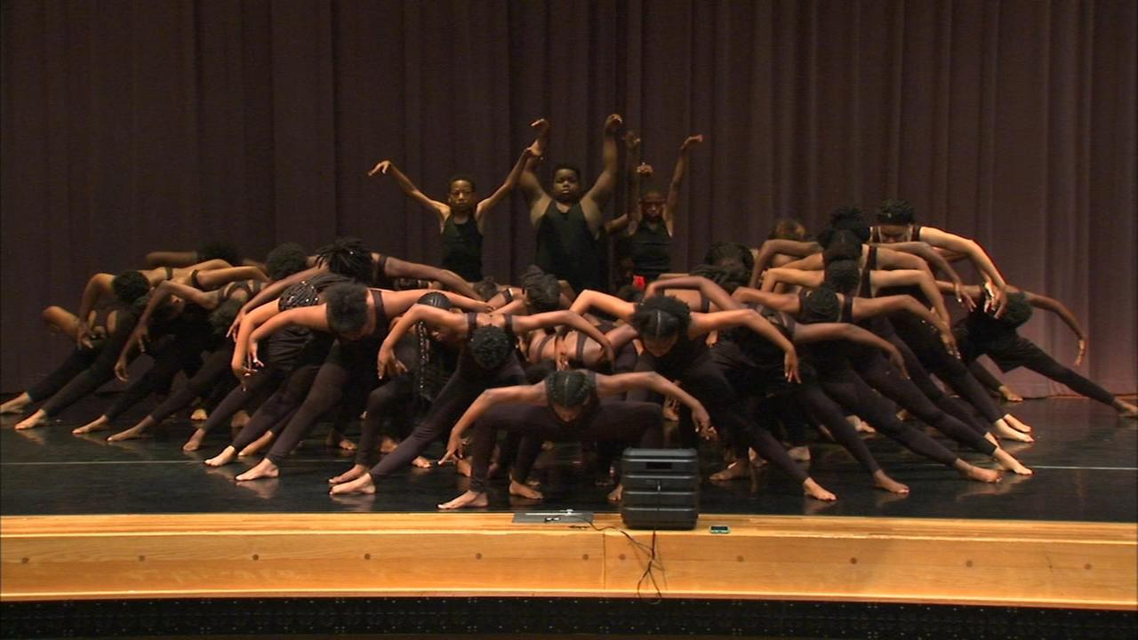 Ailey Dance Camp provides positive outlet for West Side kids