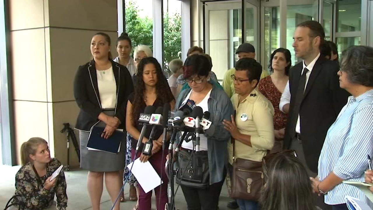 Woman hopes terminal cancer diagnosis will prevent deportation, allow her to 'die with dignity' in U.S.