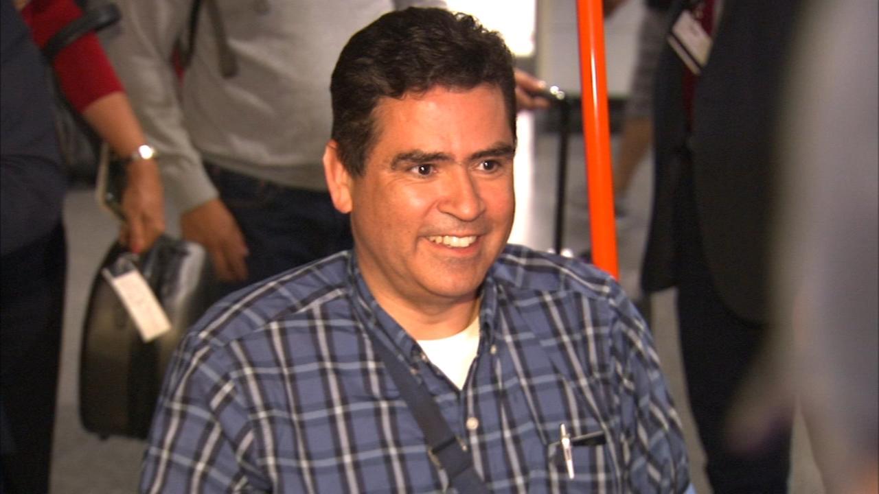 Des Plaines priest injured in Aeromexico crash returns home
