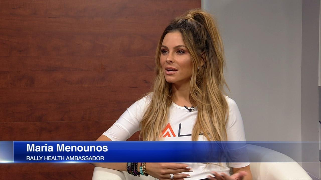 Maria Menounos brings Rally on the Road to Chicago