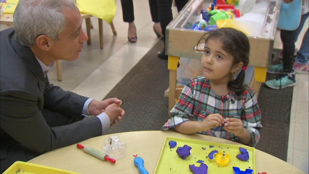 Weekend Watch: Chicago Pre-K enrollment numbers