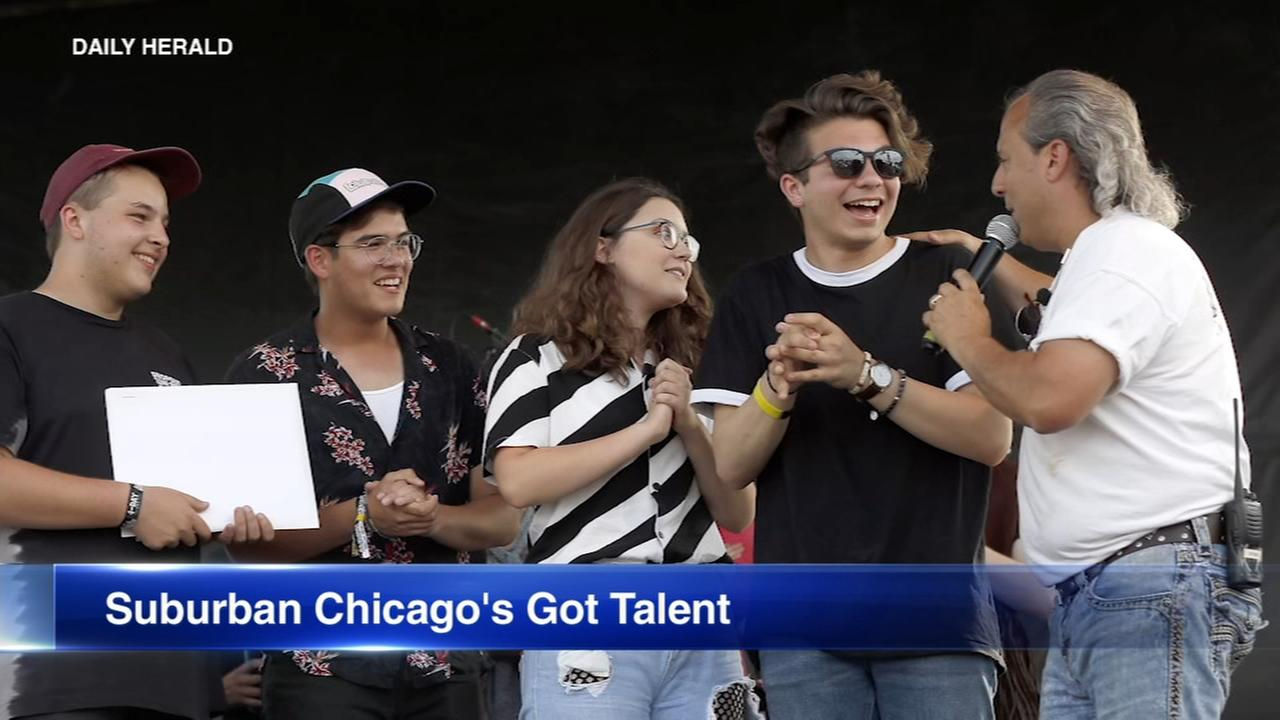 Daily Herald: Suburban Chicagos Got Talent