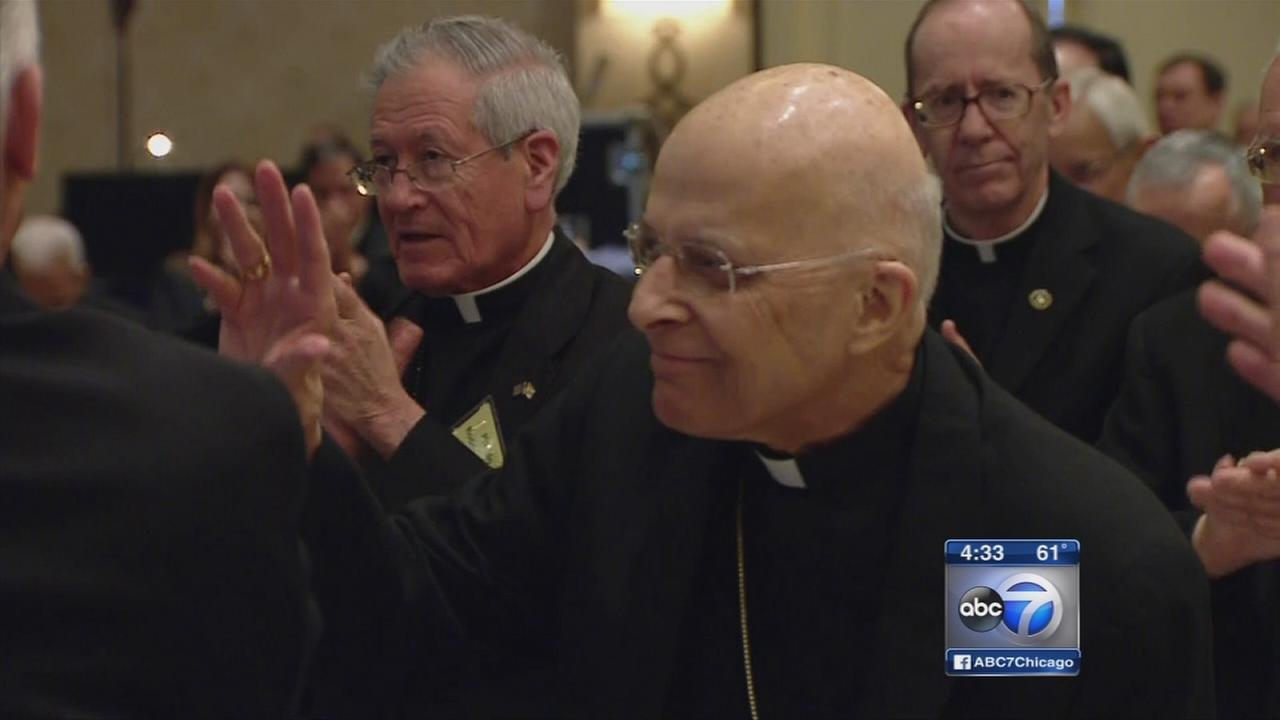 Cardinal George given standing ovation at American Bishop?s conference
