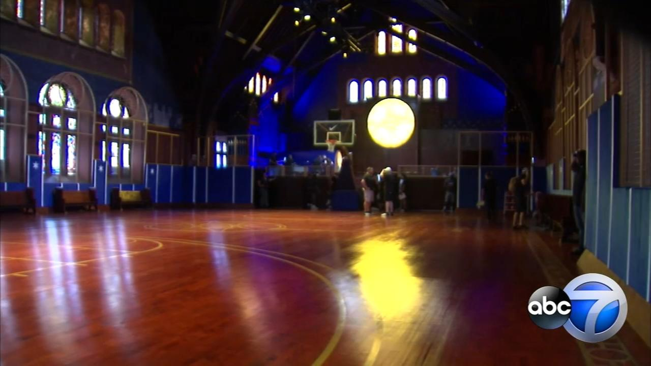 Nike transforms West Side church into basketball facility