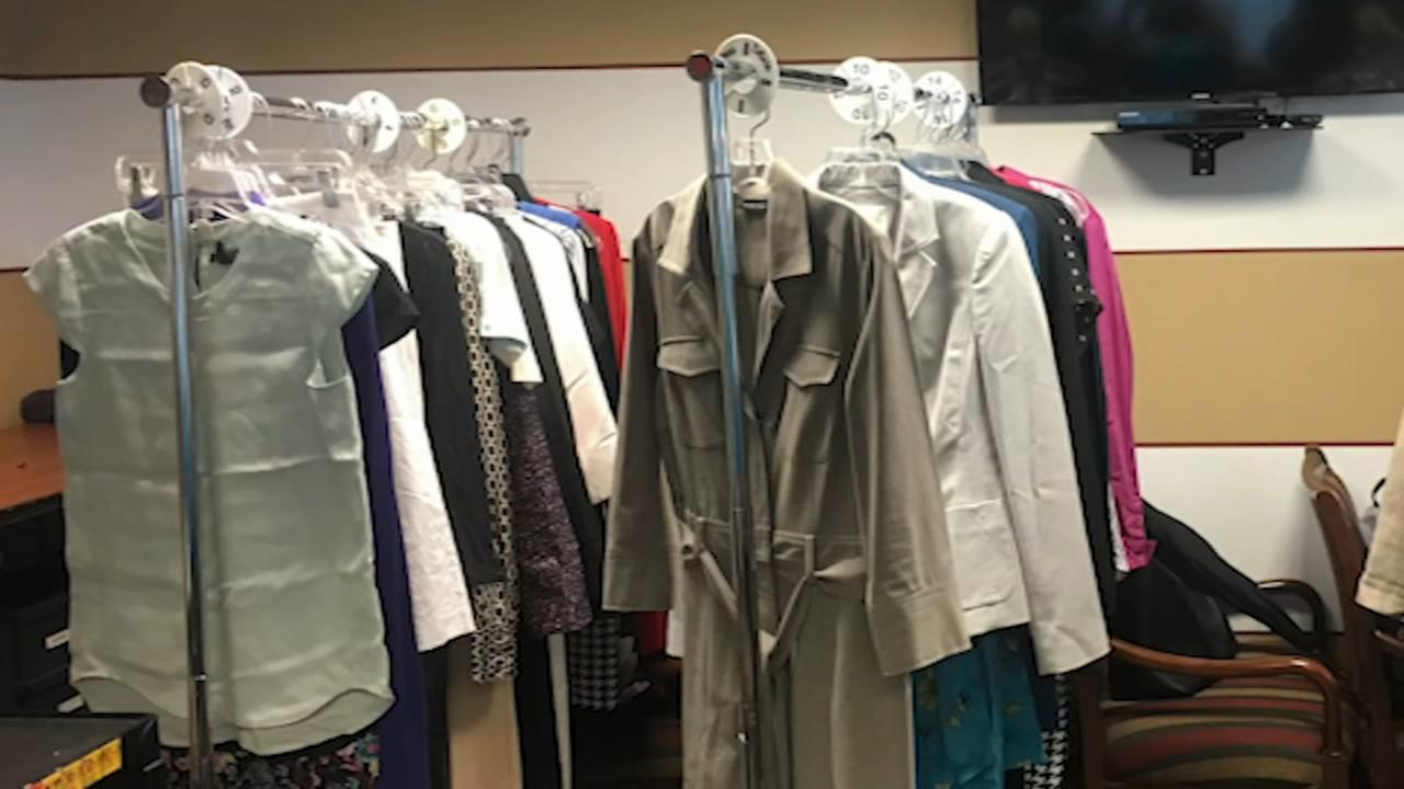 Dress for Success aims to empower women