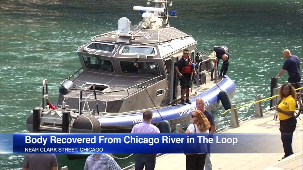 Body recovered from Chicago River in Loop