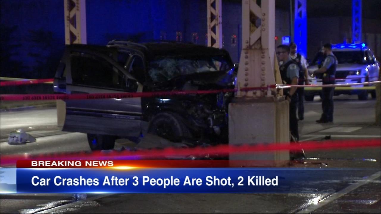 3 shot, 2 fatally, in West Garfield Park