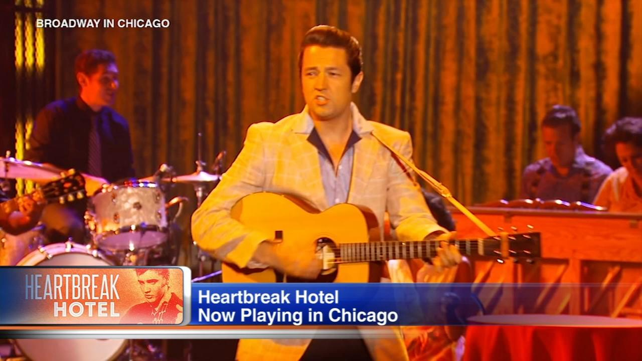 'Heartbreak Hotel,' story of Elvis' early years, on stage in Chicago through Sept. 30