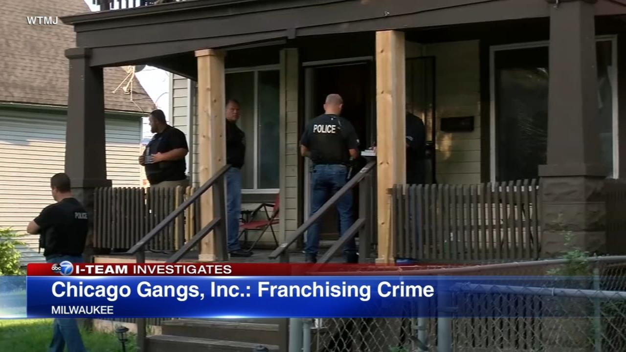 Chicago Gangs, Inc.: street gangs franchise across U.S.