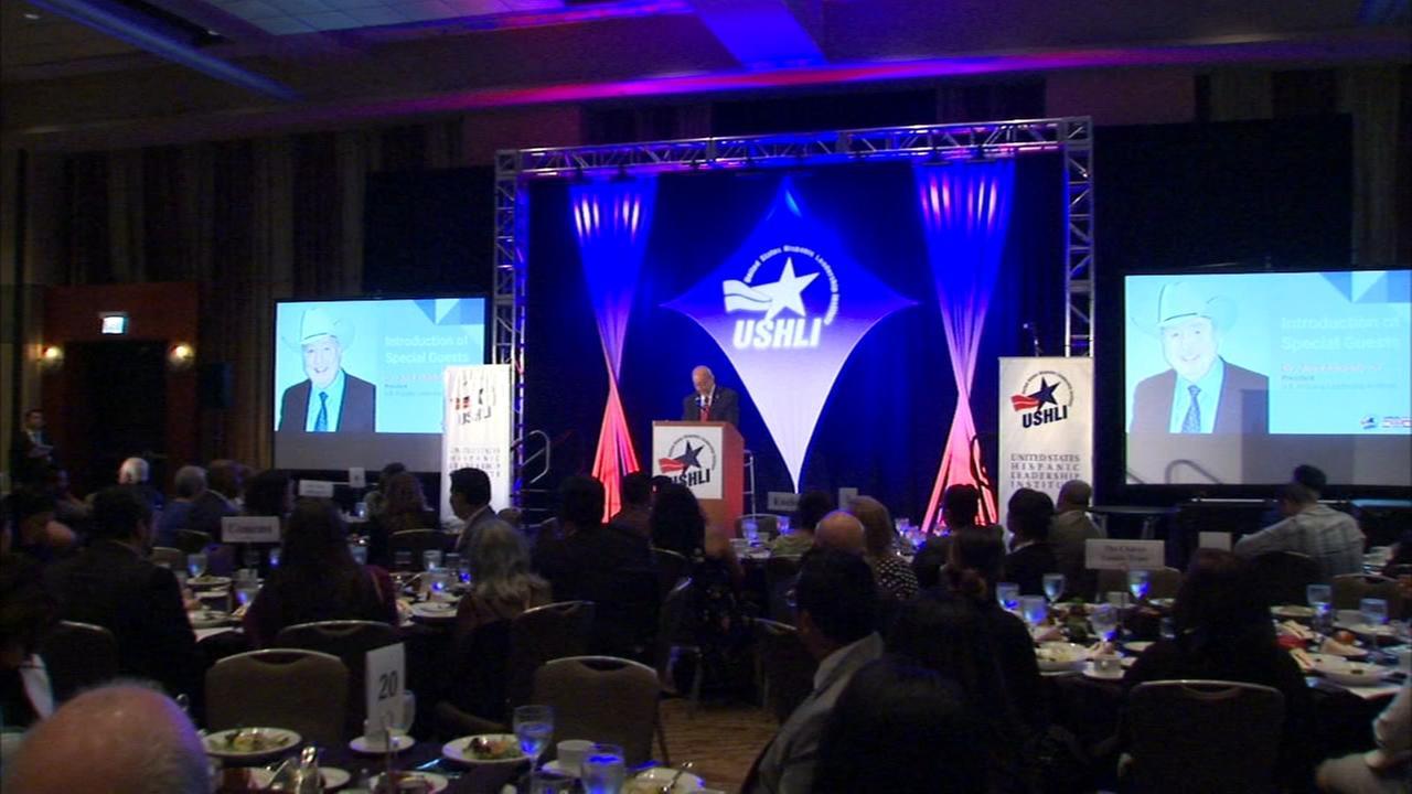 United States Hispanic Leadership Institute holds conference