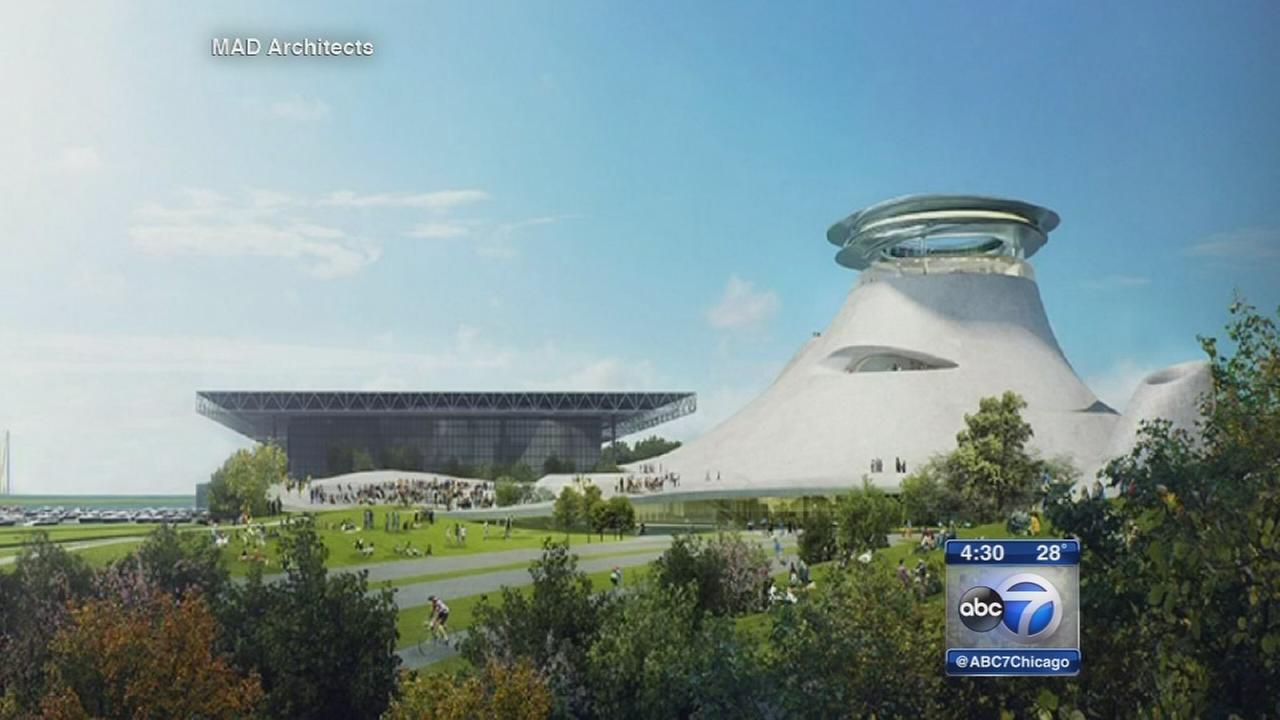 Lucas lawsuit challenges museum location