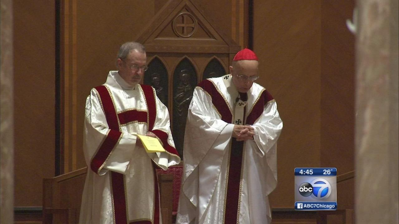 Chicago Roman Catholics look forward to new archdiocese