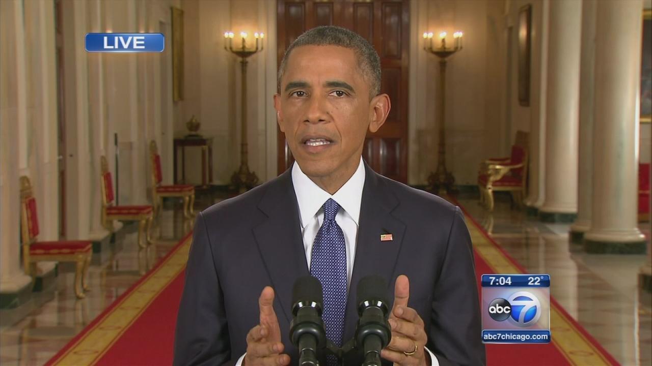 President Obama outlines immigration reform order