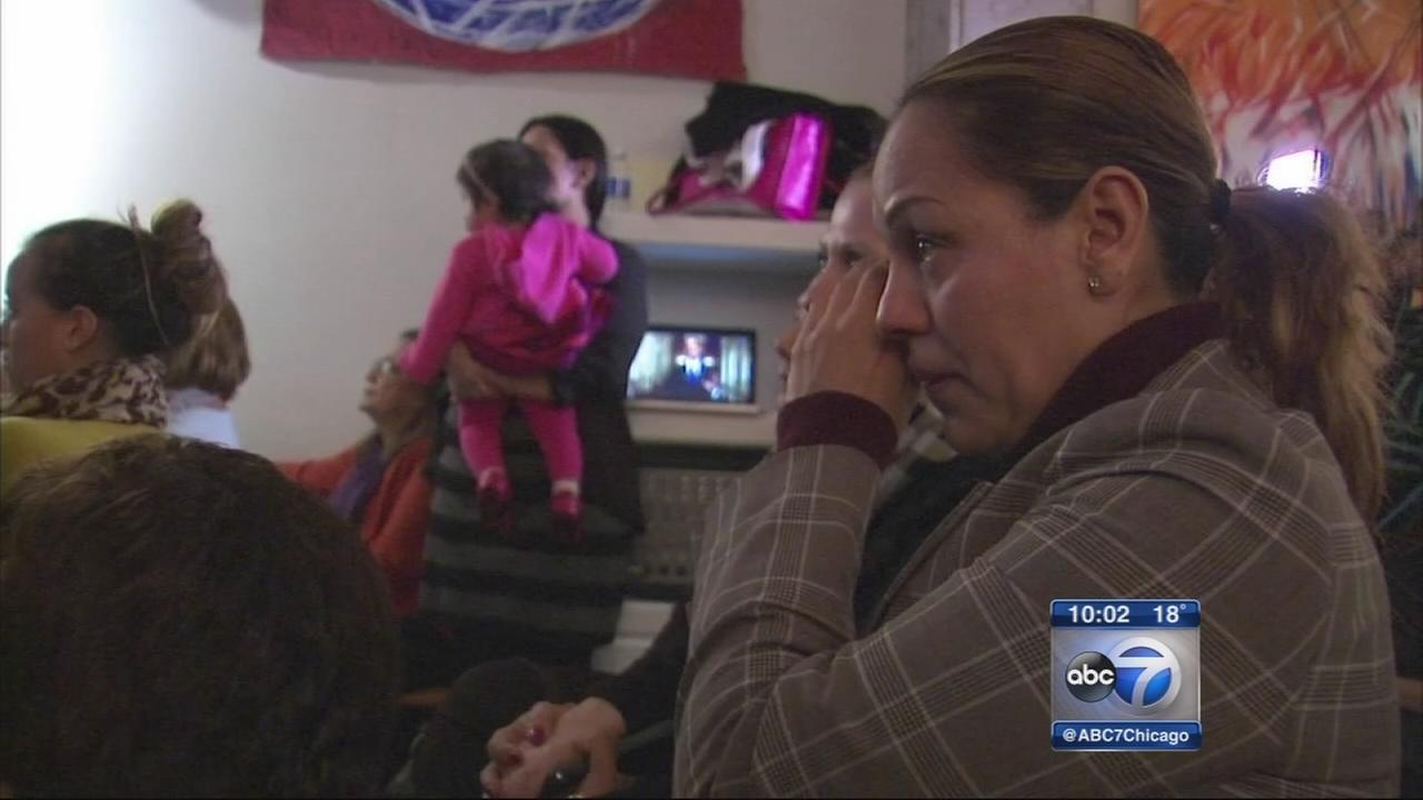Immigration order gets mixed reaction in Chicago