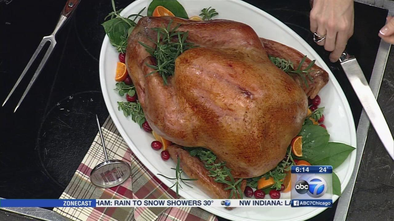 How to carve a Thanksgiving turkey: Last-minute tips from Butterball