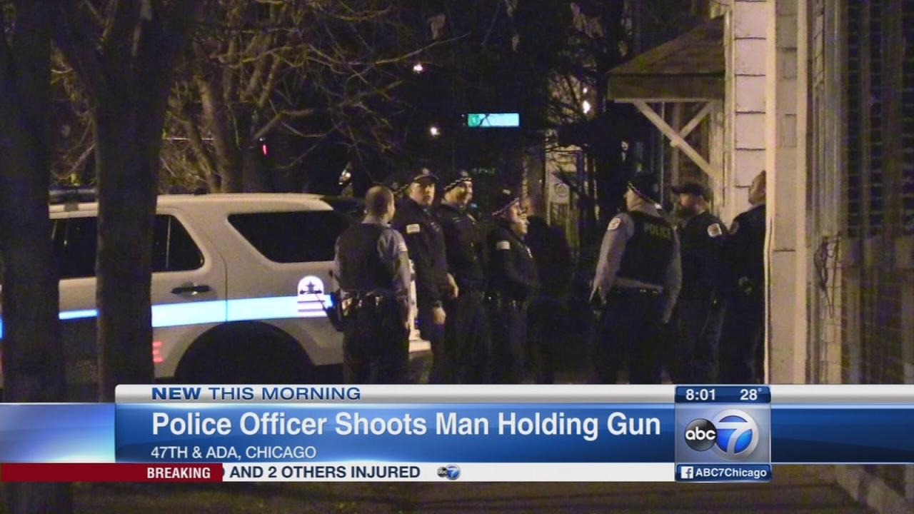 Man critically wounded by police in Back of the Yards