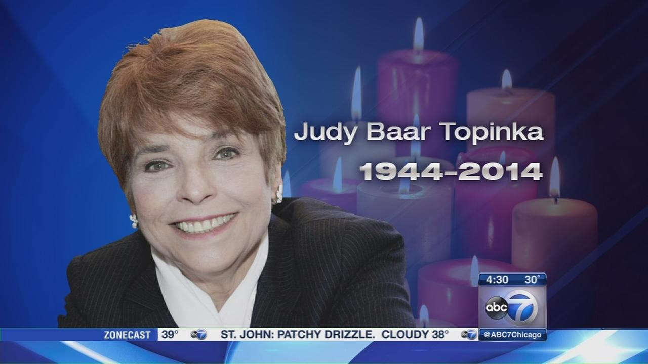 Judy Baar Topinka dies at 70