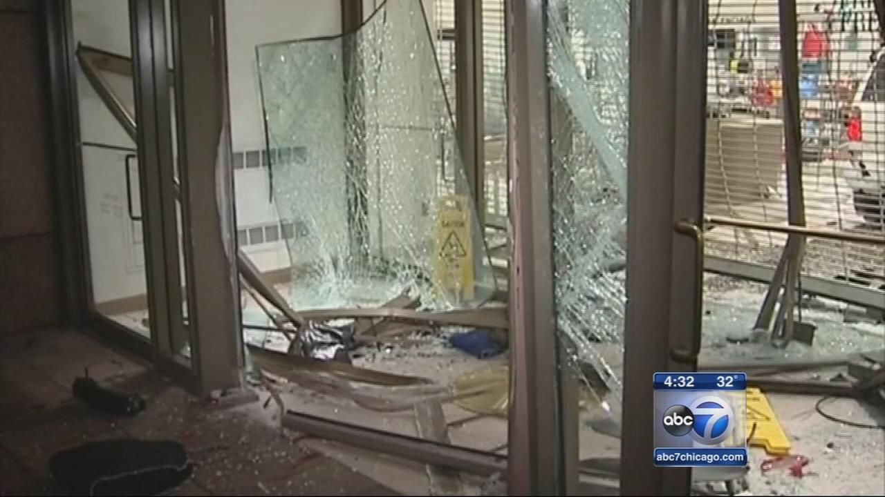 2 in custody after Neiman Marcus smash and grab