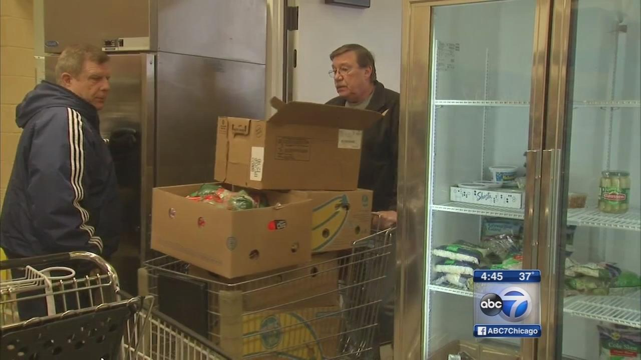 Local grocers pitch in to feed struggling families