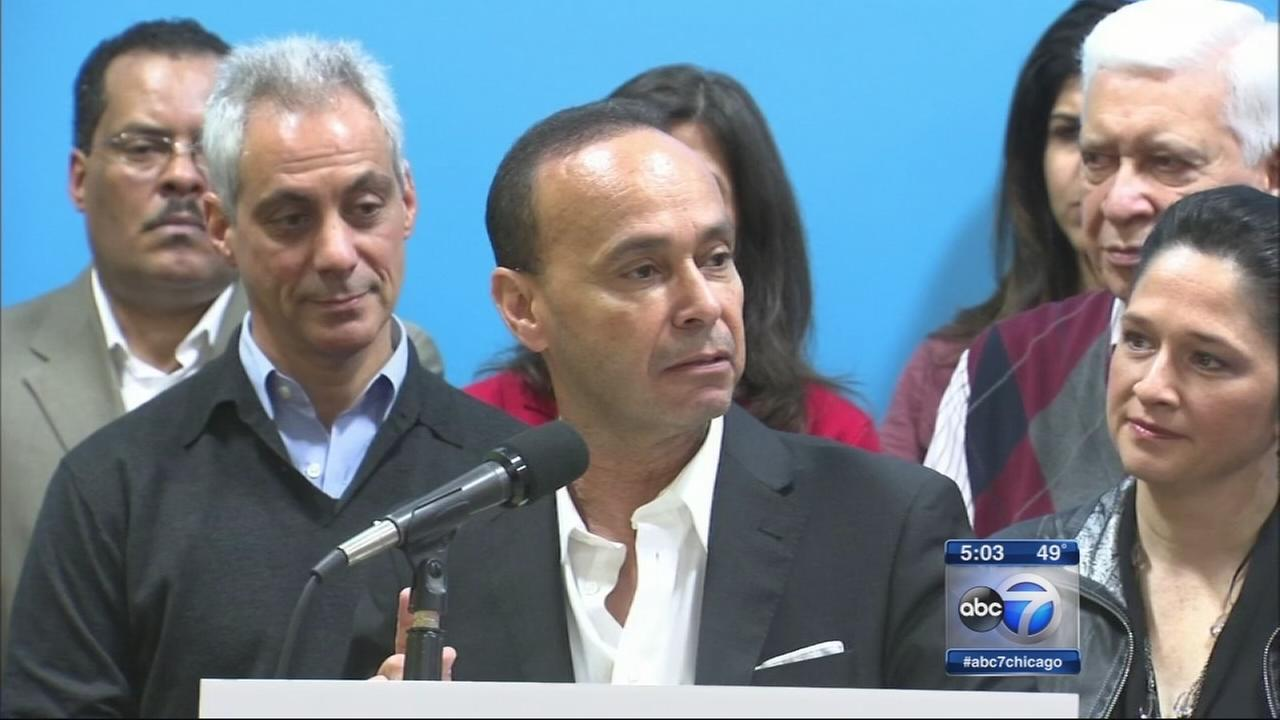 Mayor race heats up with battle for Latino vote