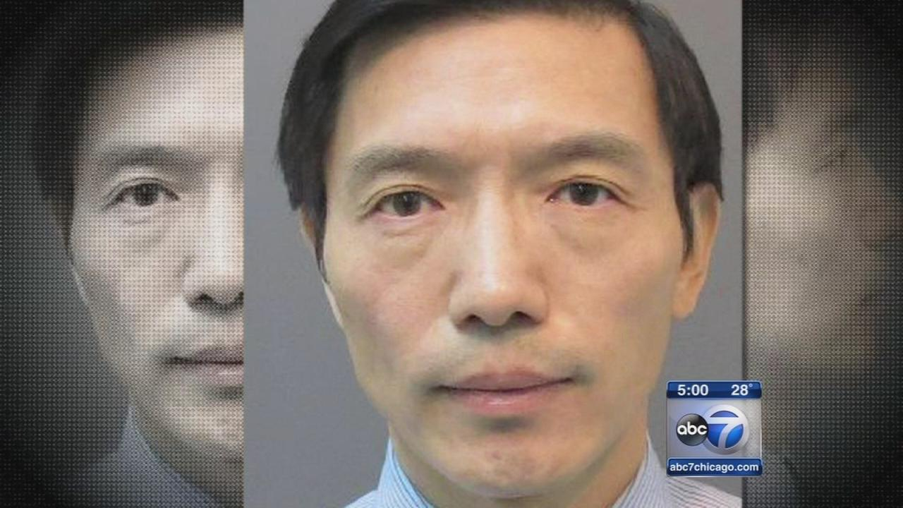 Doctor charged with assaulting patients