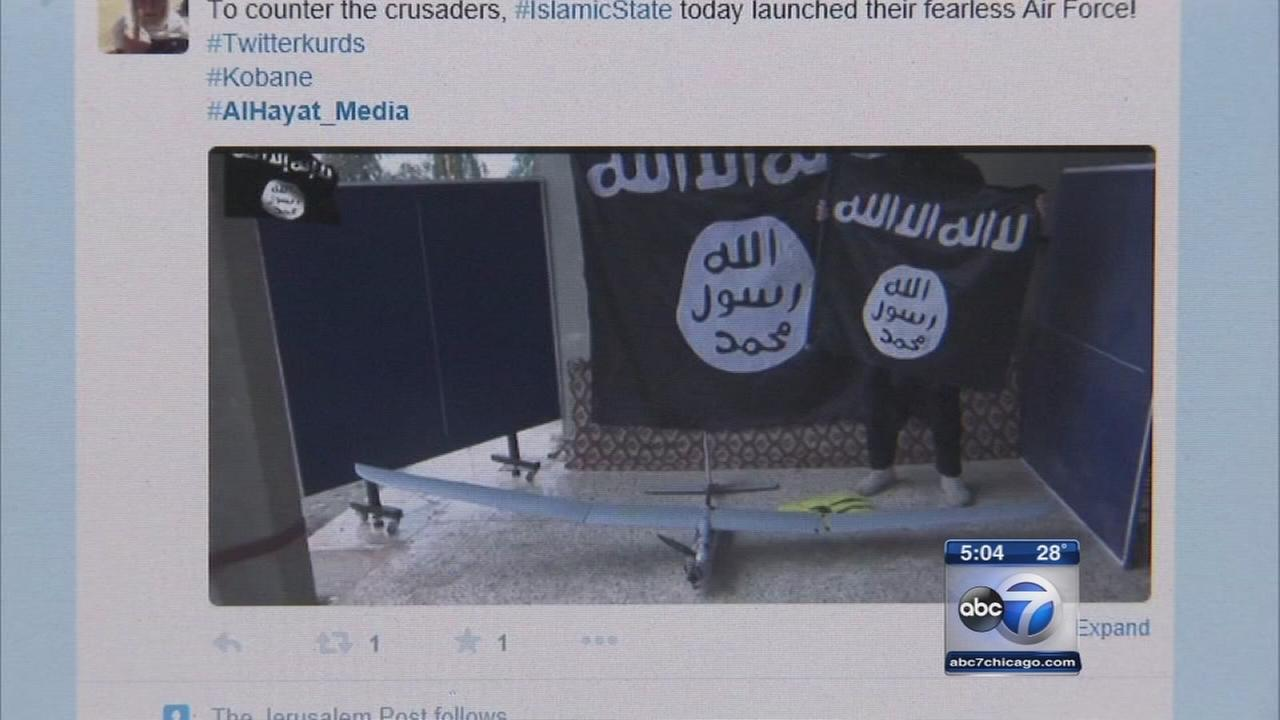 Task force investigates extremists use of social media