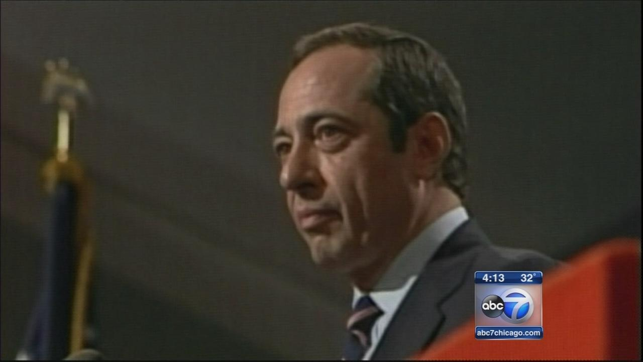 Former New York governor Mario Cuomo dies at age 82