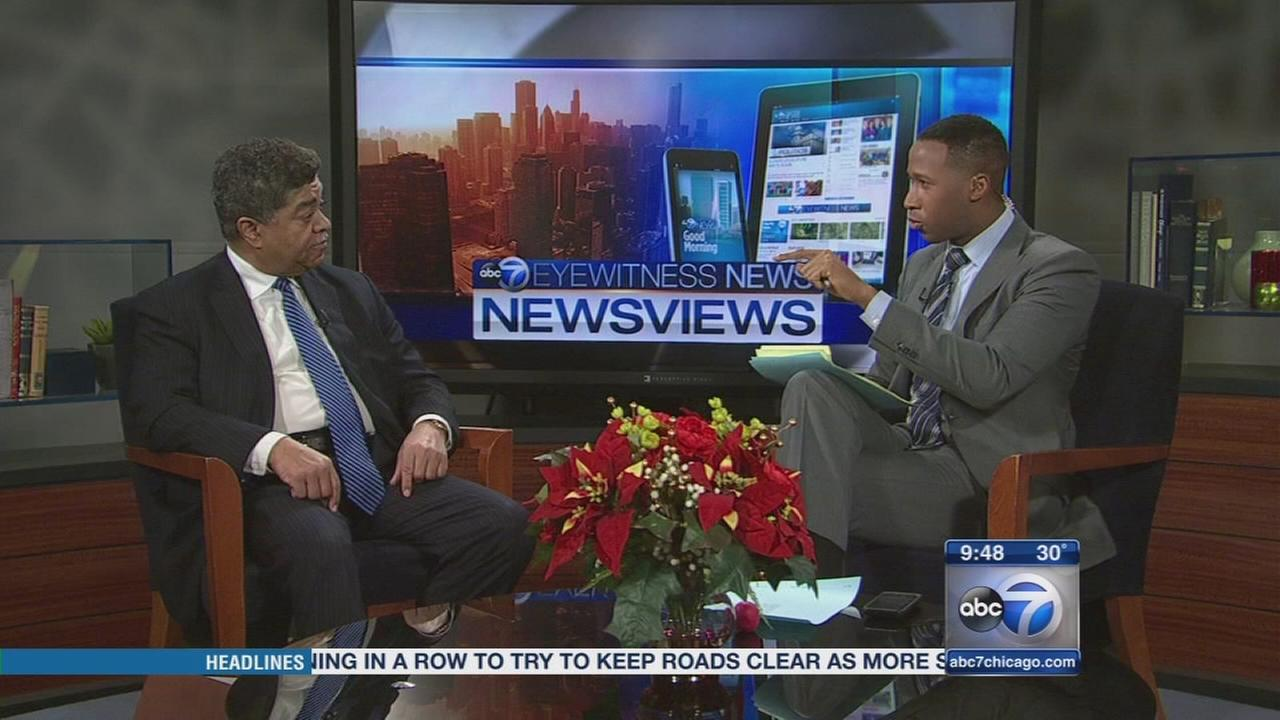 Newsviews: Cameras in Cook County courtrooms