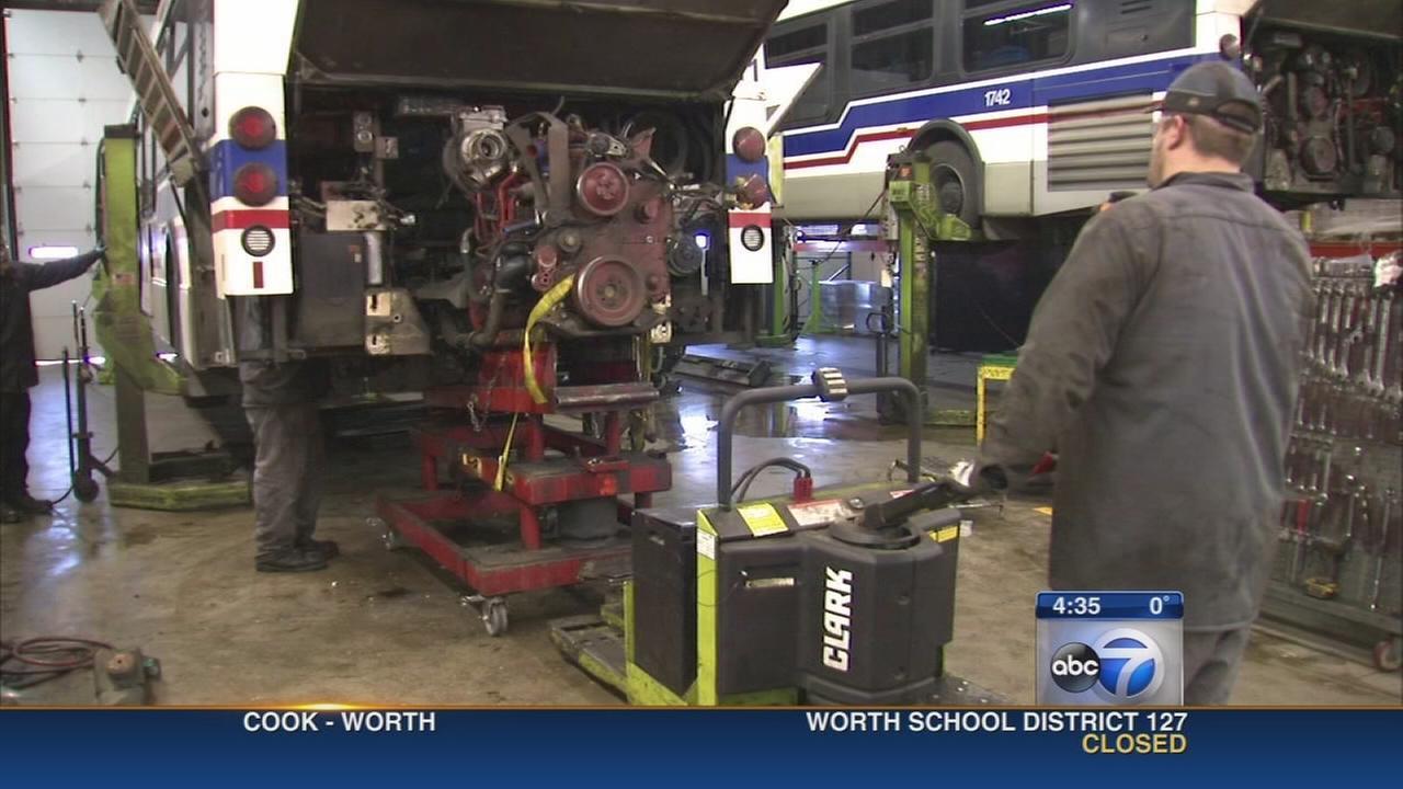 CTA modernizing half its fleet of buses