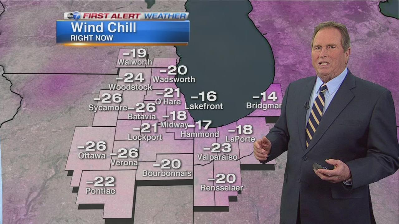Hundreds of schools closed due to frigid temperatures