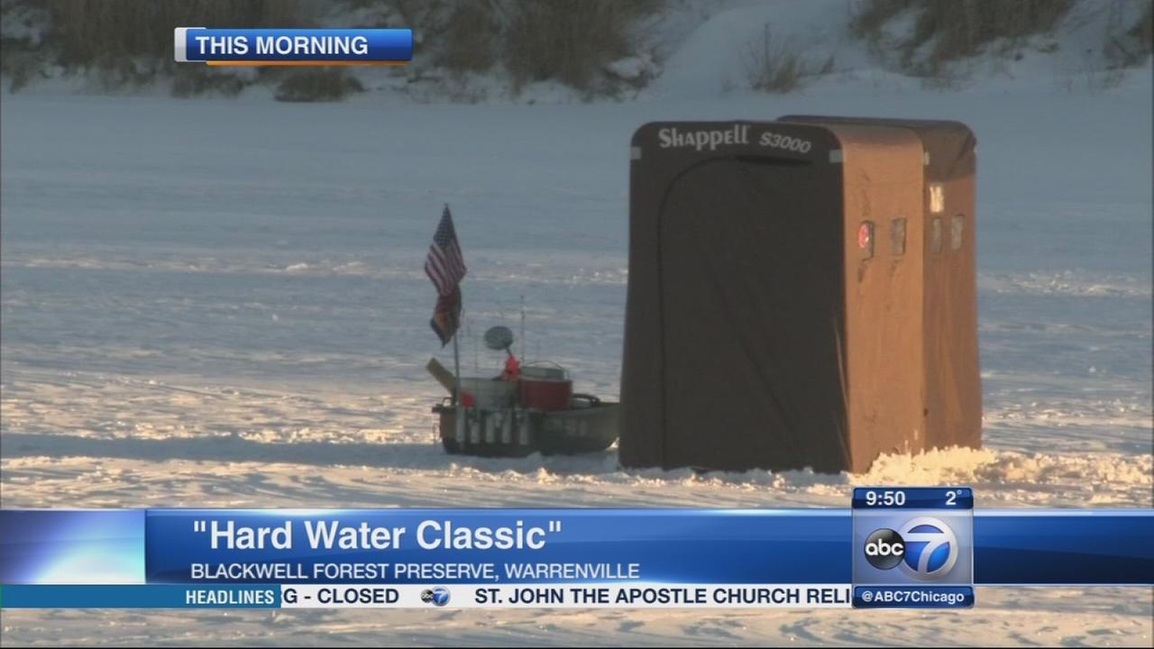 Hard Water Classic ice fishing tournament