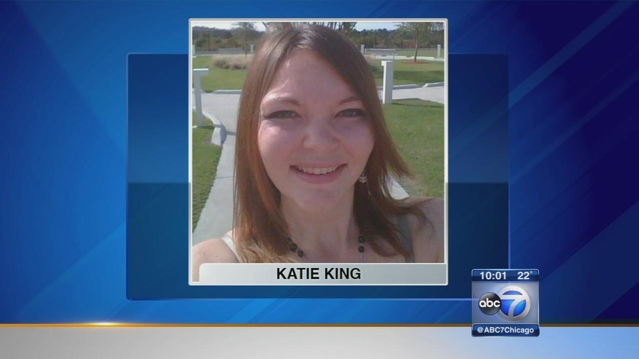 Katie King, 24, recovering after stabbed by co-worker