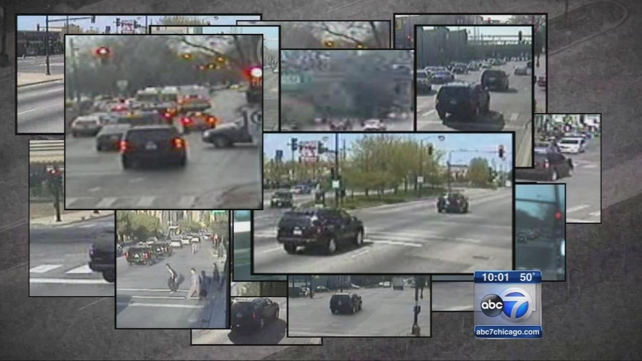 I-Team: Mayor?s motorcade gets ticket pass