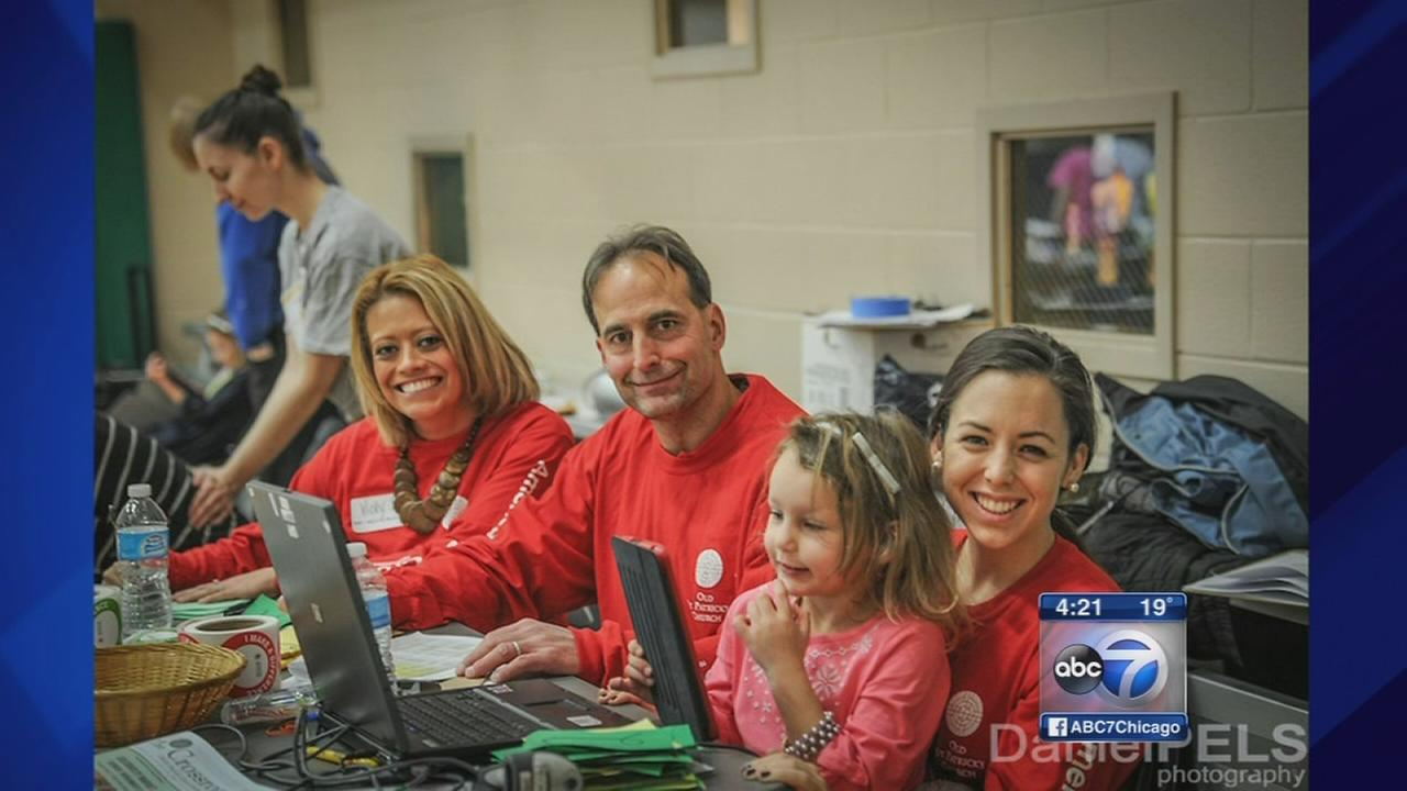 Lincoln Park man holds annual blood drive