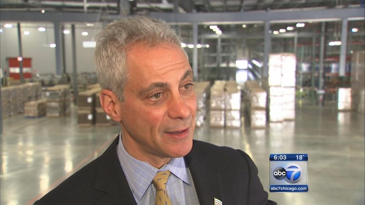 Emanuel promises more economic development if reelected