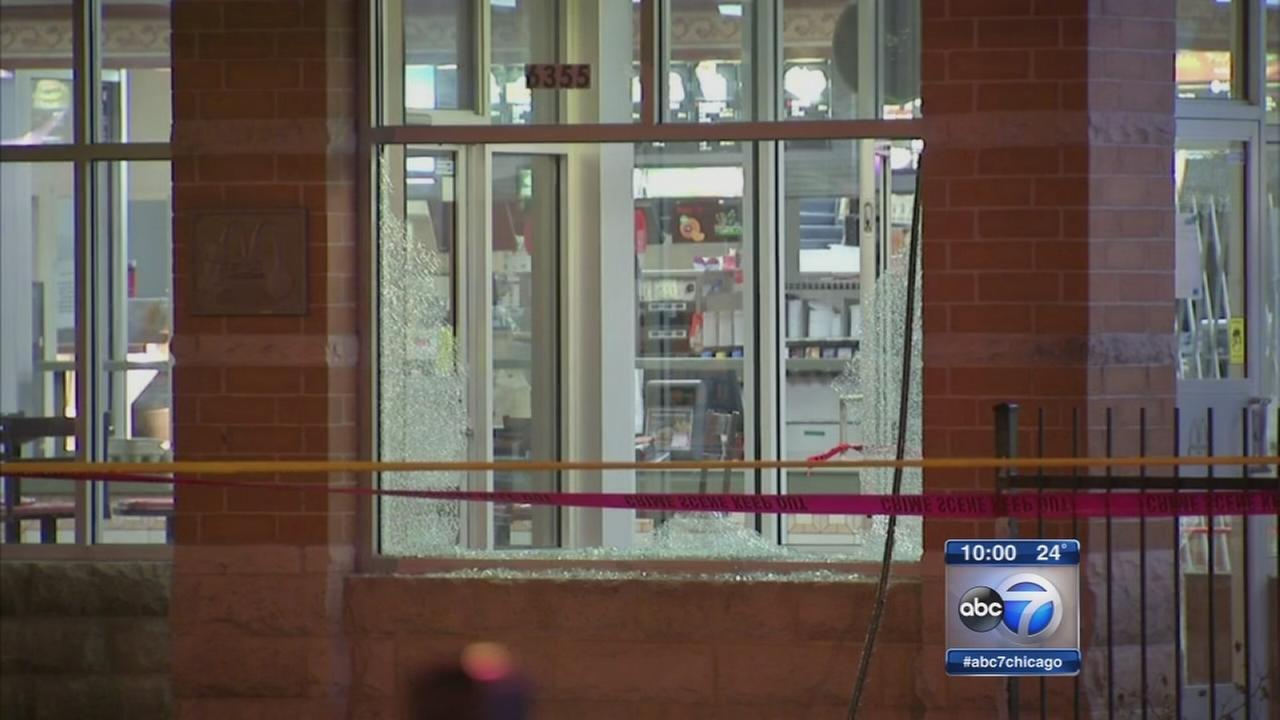 Woman shot at Parkway Gardens McDonalds