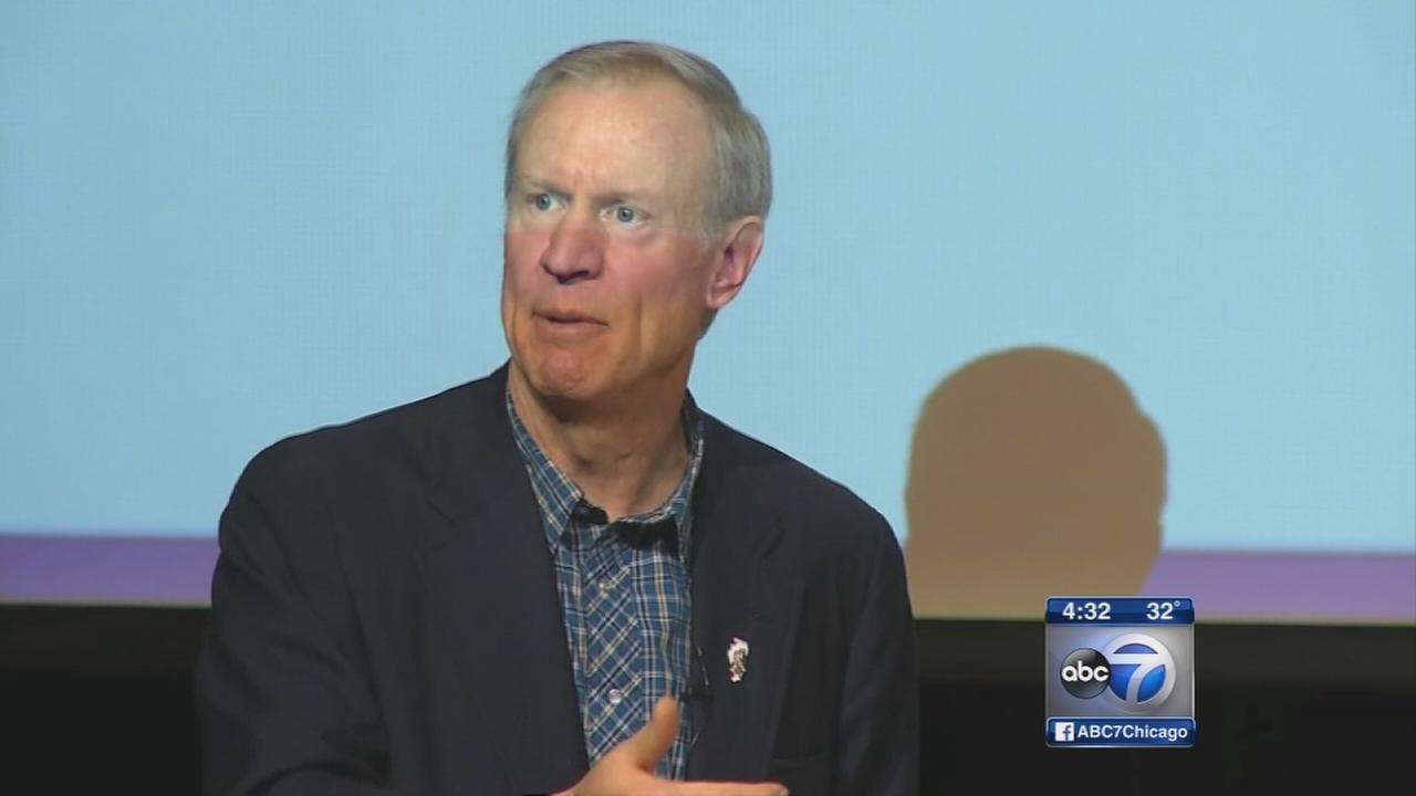 Rauner proposes right-to-work zones