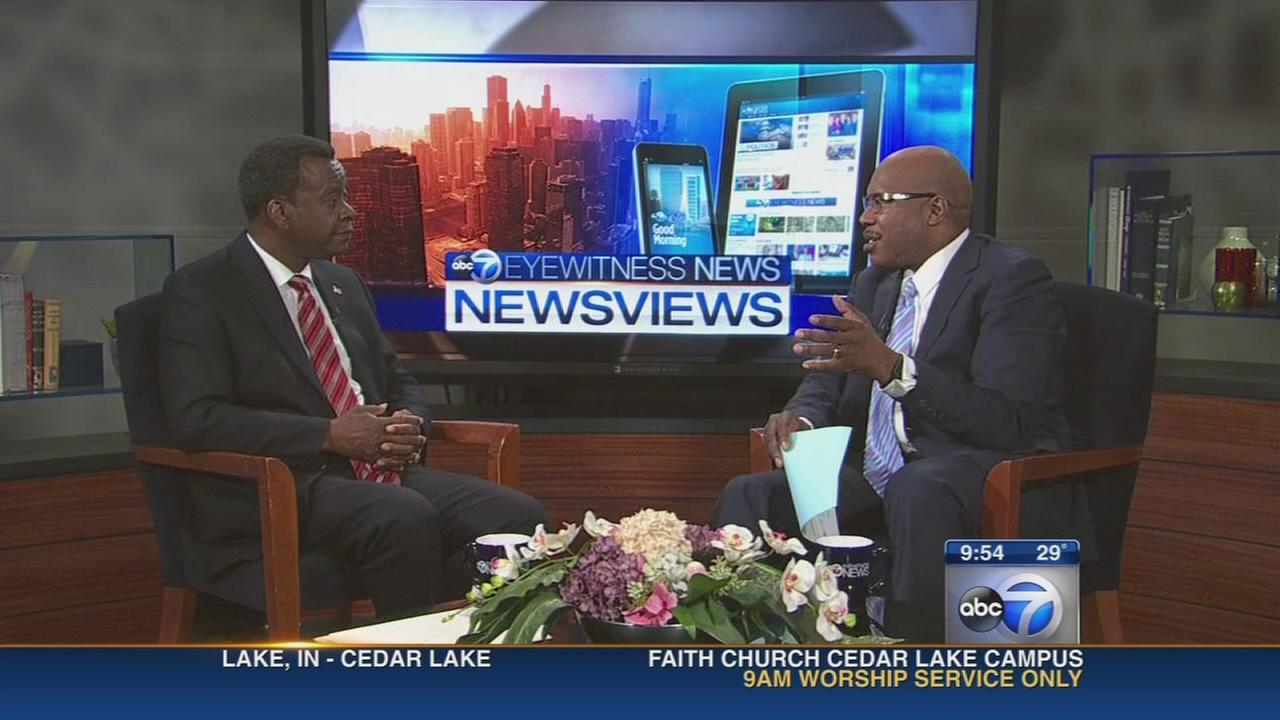 Newsviews: Willie Wilson