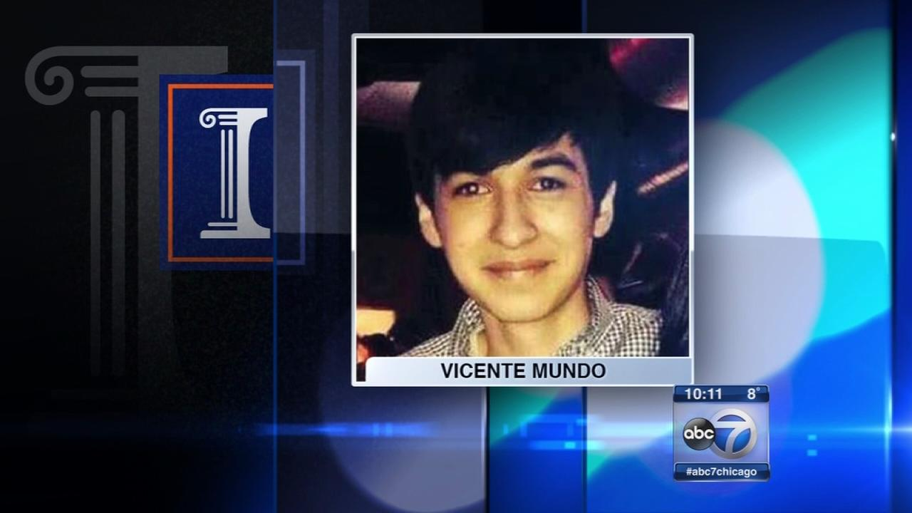 Vicente Mundos body found, death ruled a homicide